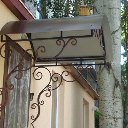 Пример металлоконструкций в Николаеве