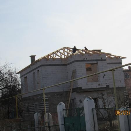 Битумная черепица Kerabit. Одесса, Таирово, ул. Омская