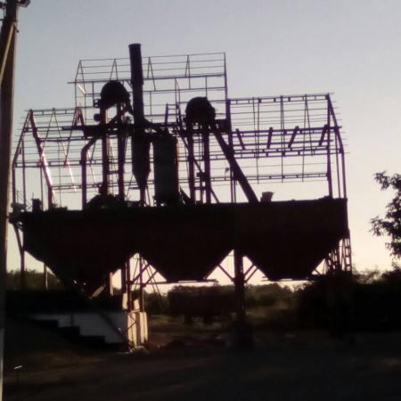Одесская обл., Надлиманское. Профнастил Т-45, фермерское хозяйство