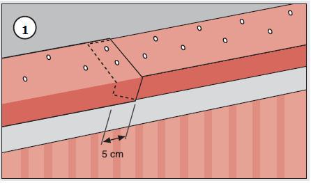 Крепеж металлических карнизных планок