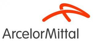 Логотип компании ArcelorMittal