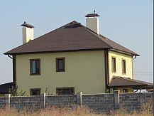 Битумная черепица Керабит Одесса Большая Долина