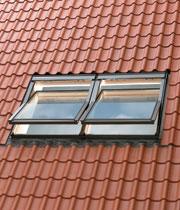 Модель мансардного окна GGL