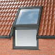 Карнизное окно серии VFE