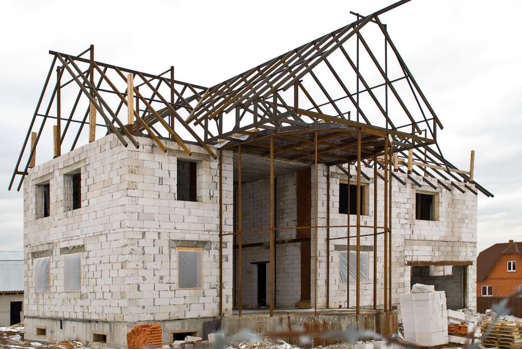 строительство частных домов в Одессе