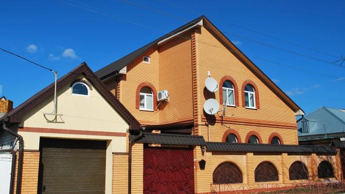 Крыша из металлочерепицы Ruukki в Николаеве