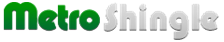 Metroshingle logo